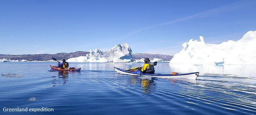 Greenland sea kayak expedition, zeekajak Groenland, kayak, kajak, actieve vakantie, adventure holiday