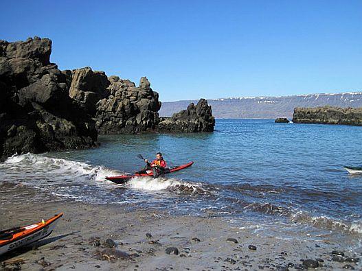 Sea Kayak Iceland Reykjavik