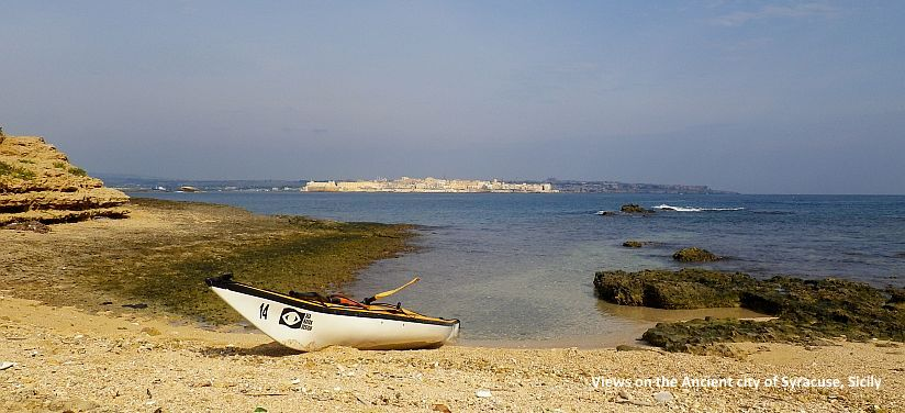 Sea Kayak holiday Sicily, Sea Kayak adventure Sicily, adventure holiday Sicily, Zeekajakken in Sicilie